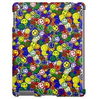 PrimärSmiley-Perle-BLAUER-iPad Kasten iPad Hülle
