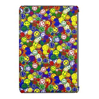 PrimärSmiley Perle-ROTER-iPAD MINIkasten iPad Mini Cover