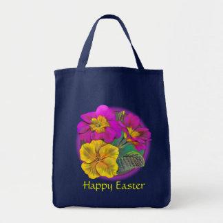 Primula-glückliche Ostern-Kunsttasche Tragetasche