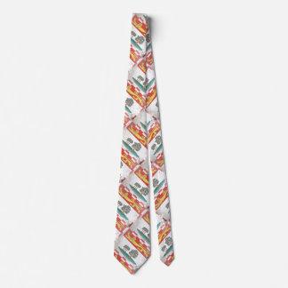 Prince-Edward-Insel Bedruckte Krawatte