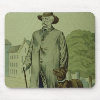 Prince Otto Von Bismarck in Friedrichsruh Mauspad
