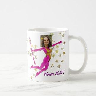 Princess Fairy Wand, Pink Fushia - with YOUR Pho Kaffeetasse
