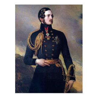 Prinz Albert Franz-Xaver Winterhalter- Postkarte