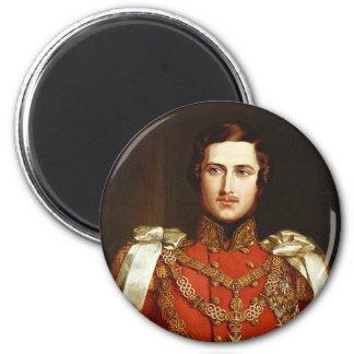 Prinz Albert Runder Magnet 5,7 Cm
