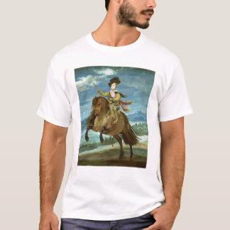 Prinz Balthasar Carlos zu Pferd, c.1635-36 T-Shirt
