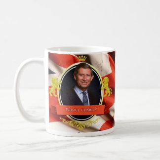 Prinz Charles Historical Mug