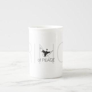 Prinz der FriedensTasse - wählen Sie Ihre Größe Porzellantasse
