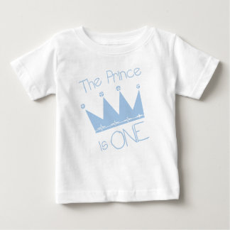Prinz First Birthday Baby T-shirt
