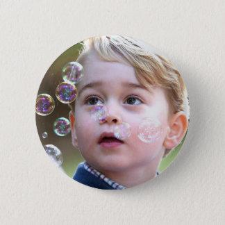 Prinz George von Cambridge Runder Button 5,1 Cm