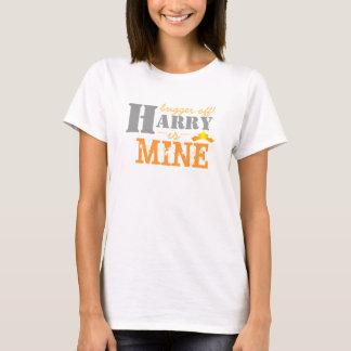 Prinz Harry ist Bergwerk-Shirt T-Shirt