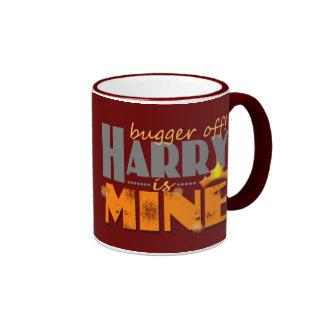 Prinz Harry ist meiner Ringer Tasse