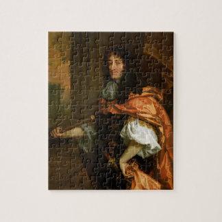 Prinz Rupert (1619-82), c.1666-71 (Öl auf Leinwand Foto Puzzles