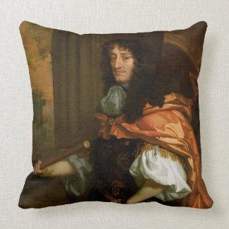 Prinz Rupert (1619-82), c.1666-71 (Öl auf Leinwand Kissen