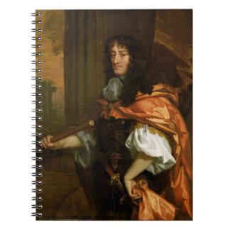 Prinz Rupert (1619-82), c.1666-71 (Öl auf Leinwand Notizbücher