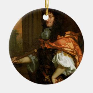 Prinz Rupert (1619-82), c.1666-71 (Öl auf Leinwand Weihnachtsornament