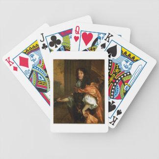 Prinz Rupert (1619-82), c.1666-71 (Öl auf Leinwand Spielkarten