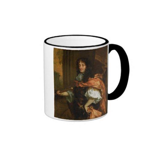 Prinz Rupert (1619-82), c.1666-71 (Öl auf Leinwand Kaffee Tassen