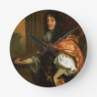 Prinz Rupert (1619-82), c.1666-71 (Öl auf Leinwand Wanduhren