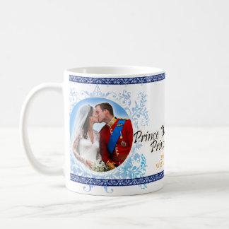 Prinz William u. Kate königliche Hochzeits-Tasse Tasse