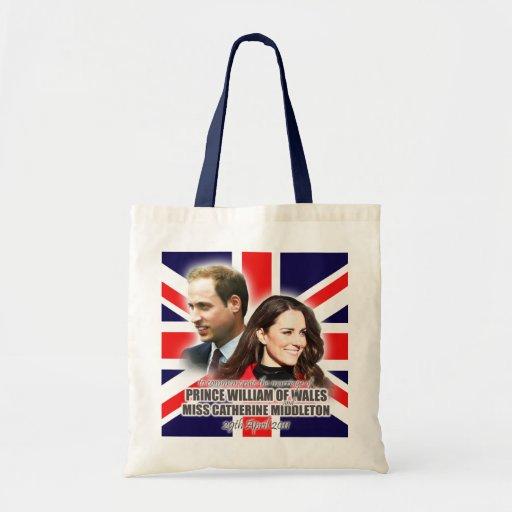 Prinz William u. Kate Middleton Tasche