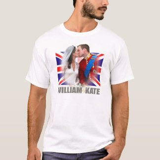 Prinz William u. Prinzessin Catherine Shirt