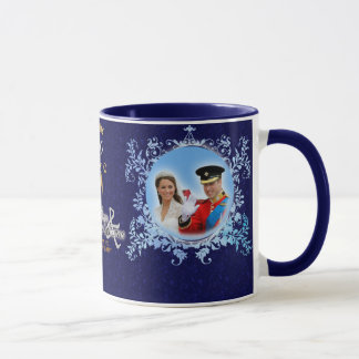 Prinz William u. Prinzessin Catherine Wedding Mug Tasse
