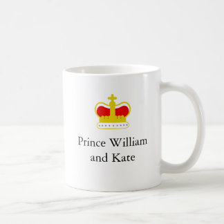 Prinz William und Kate Kaffeetasse