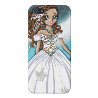 Prinzessin Angel iPhone Fall iPhone 5 Cover