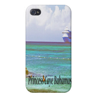Prinzessin Caye iPhone 4/4S Cover