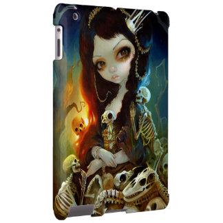 """Prinzessin der Knochen"" iPad Fall"