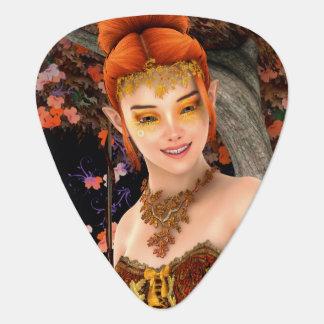 Prinzessin des Herbstes Plektrum