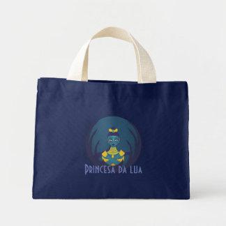 Prinzessin des Mondes Mini Stoffbeutel