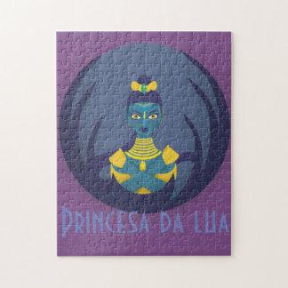 Prinzessin des Mondes Puzzle