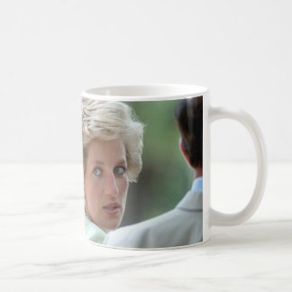 Prinzessin Diana Ungarn 1990 Kaffeetasse