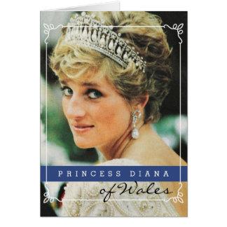 Prinzessin Diana von Wales Grußkarte