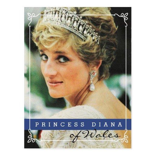 Prinzessin Diana von Wales Postkarten