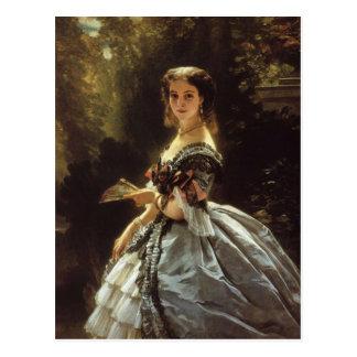 Prinzessin Elizabeth esperovna belosselsky schöne Postkarte