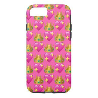Prinzessin Emoji iPhone 7 Fall iPhone 8/7 Hülle