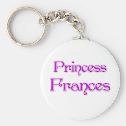 Prinzessin Frances Schlüsselanhänger