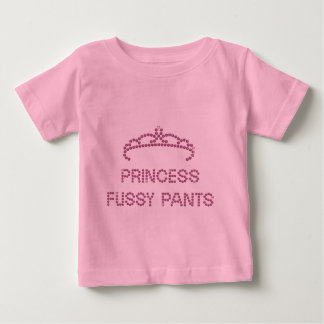 Prinzessin Fussy Pants Baby T-shirt