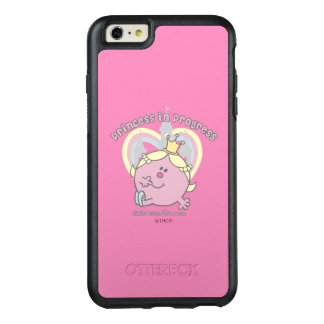 Prinzessin laufend OtterBox iPhone 6/6s plus hülle