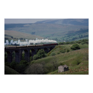 Prinzessin Margaret Rose Lunds Viaduct Poster