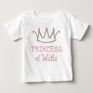 Prinzessin Of Wails Funny Baby T-shirt