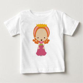 Prinzessin Olivia vom Märchen-Königreich Baby T-shirt