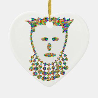 Prinzessin Prinz Elegant Jewel Art durch NAVIN Weihnachtsornament