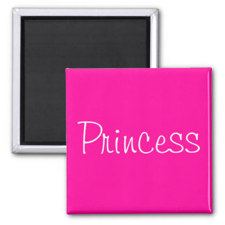 Prinzessin Quadratischer Magnet