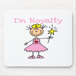 Prinzessin Royalty Mousepads