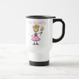 Prinzessin Royalty Tee Tassen
