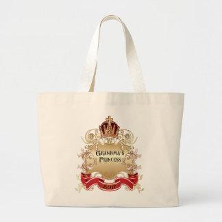 Prinzessin Tote Bag Jumbo Stoffbeutel