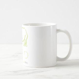 Prioritäts-Spezies: Rhinos Kaffeetasse